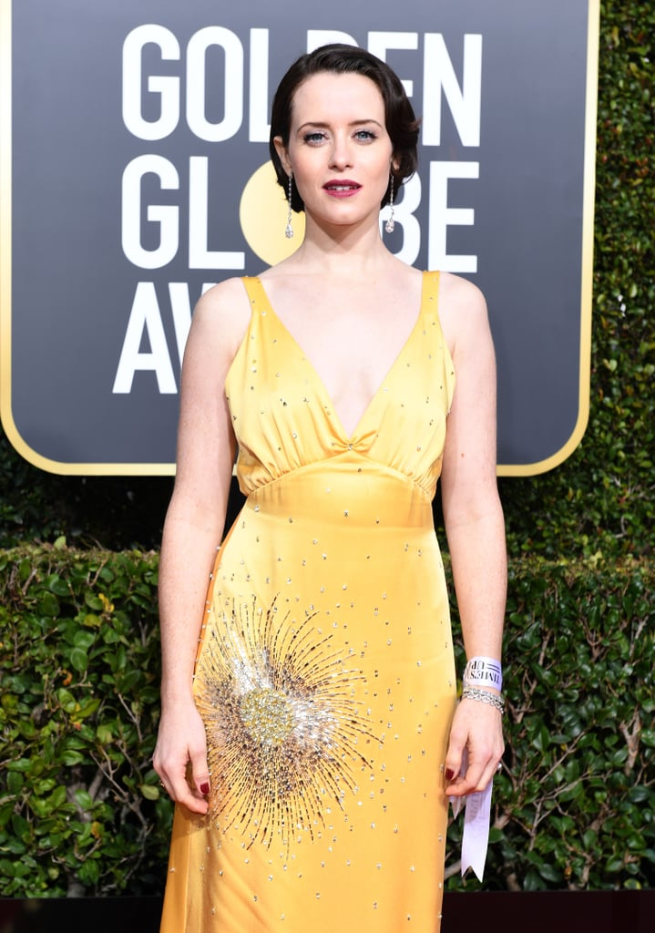 Globo de Ouro 2019 Claire Fox