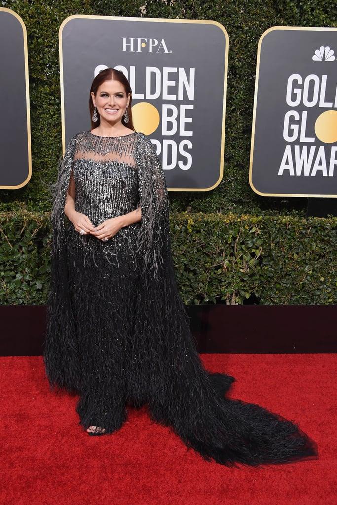 Globo de Ouro 2019 Debra Messing