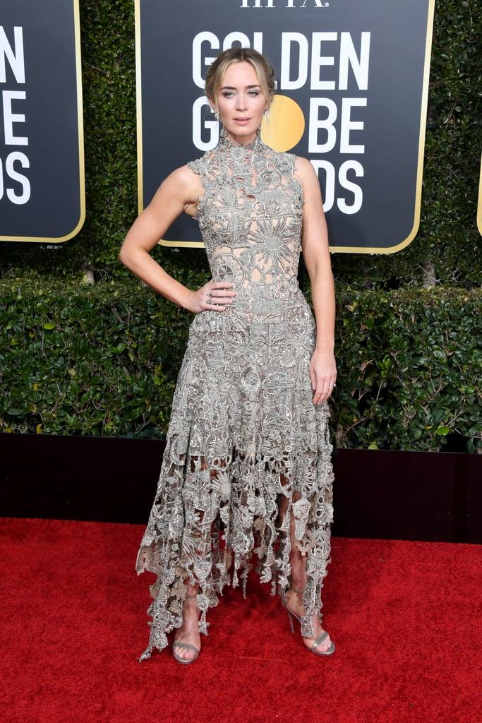 Globo de Ouro 2019 Emily Blunt