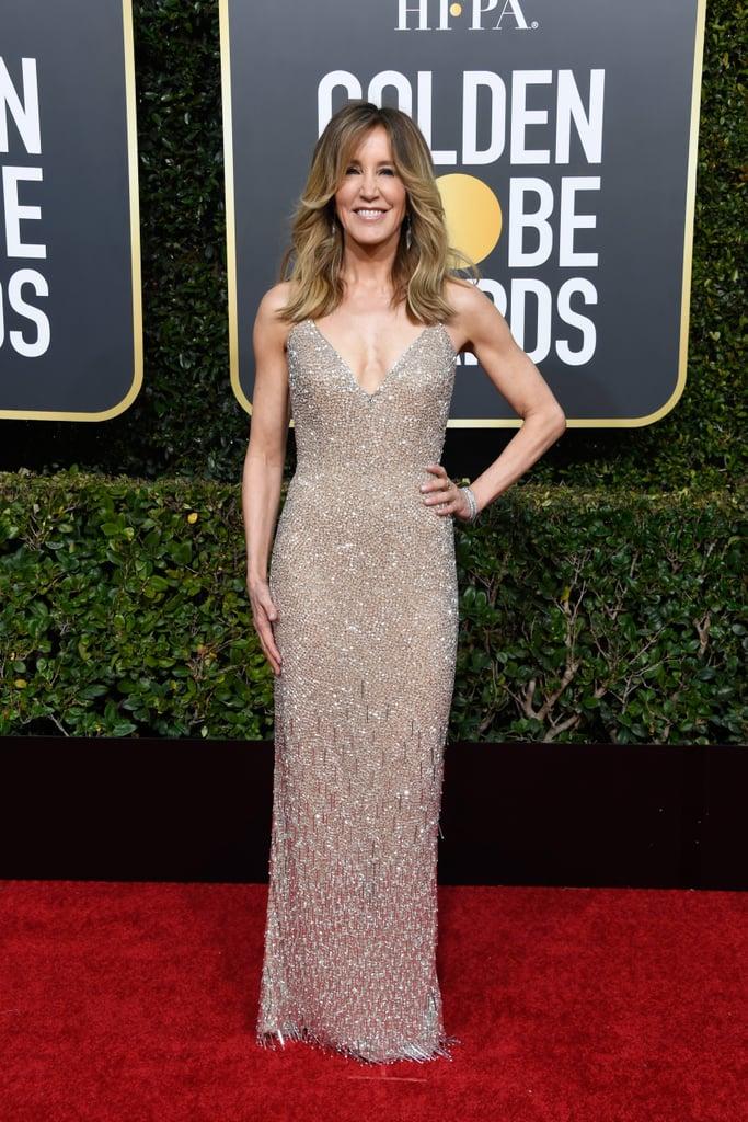 Globo de Ouro 2019 Felicity Huffman