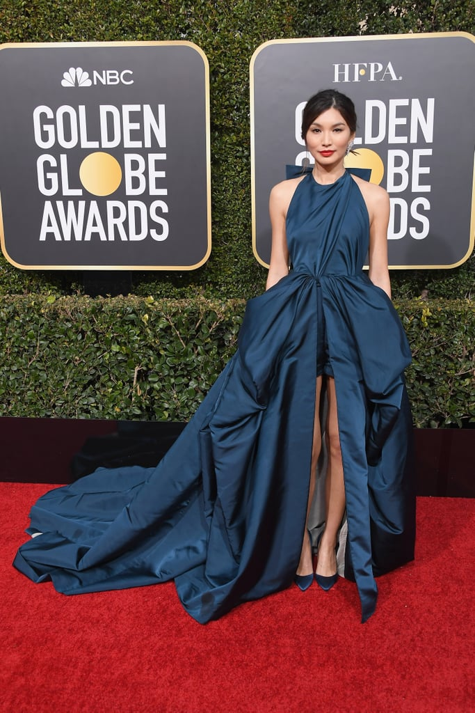 Globo de Ouro 2019 Gemma Chan