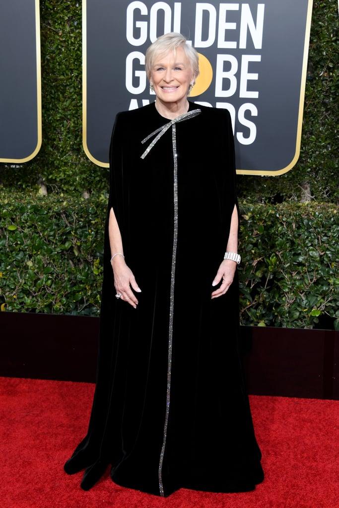 Globo de Ouro 2019 Glenn Close