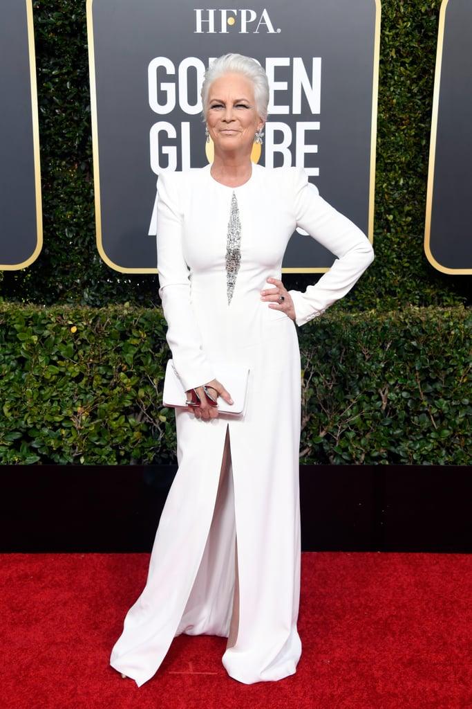 Globo de Ouro 2019 Jamie Lee Curtis