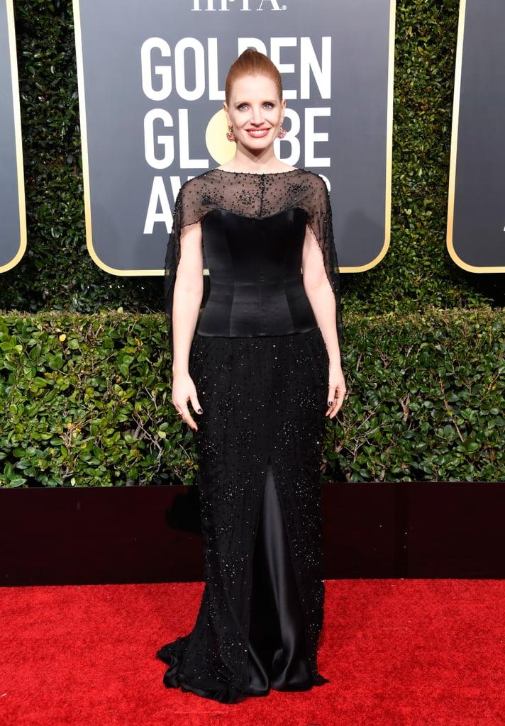 Globo de Ouro 2019 Jessica Chastain