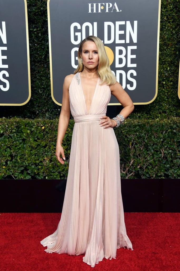Globo de Ouro 2019 Kristen Bell