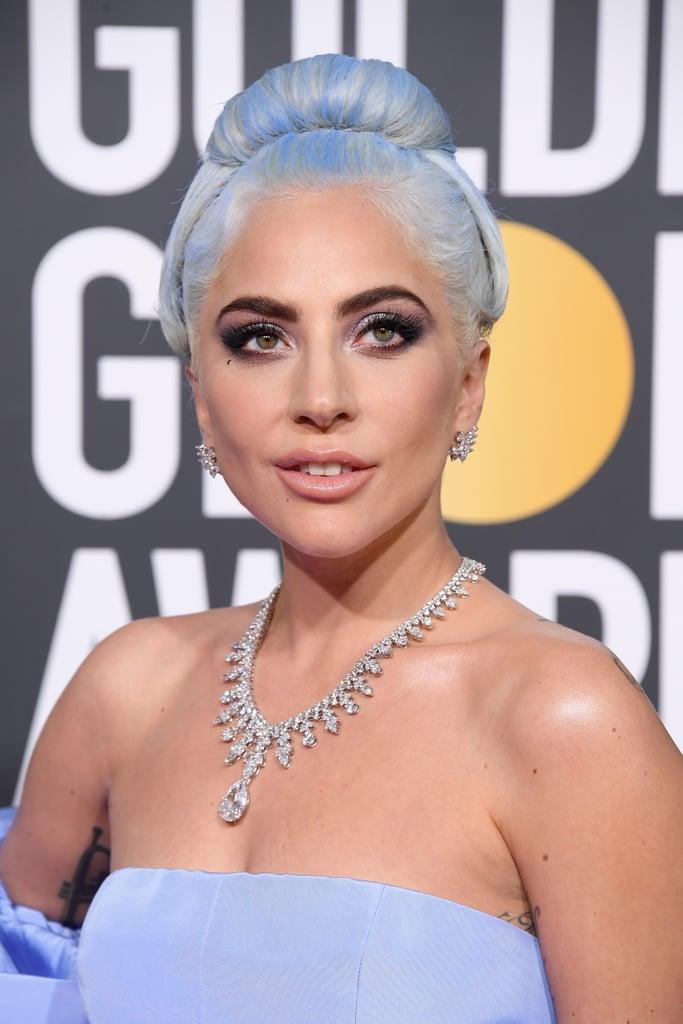 Globo de Ouro 2019 Lady Gaga Joias