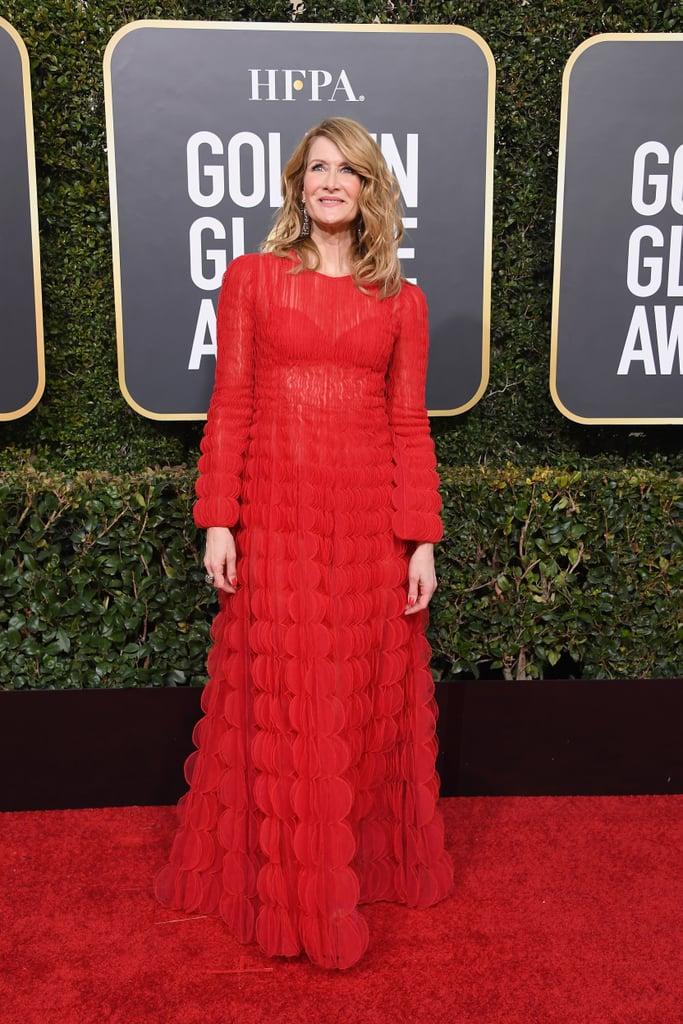 Globo de Ouro 2019 Laura Dern