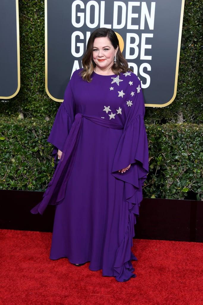 Globo de Ouro 2019 Melissa McCarthy
