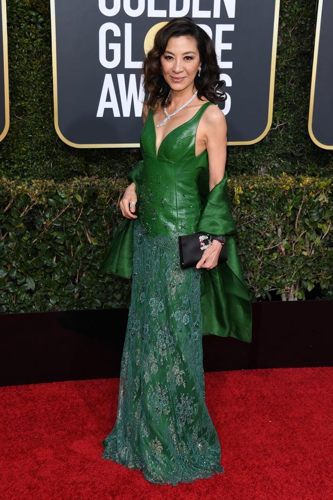 Globo de Ouro 2019 Michelle Yeoh