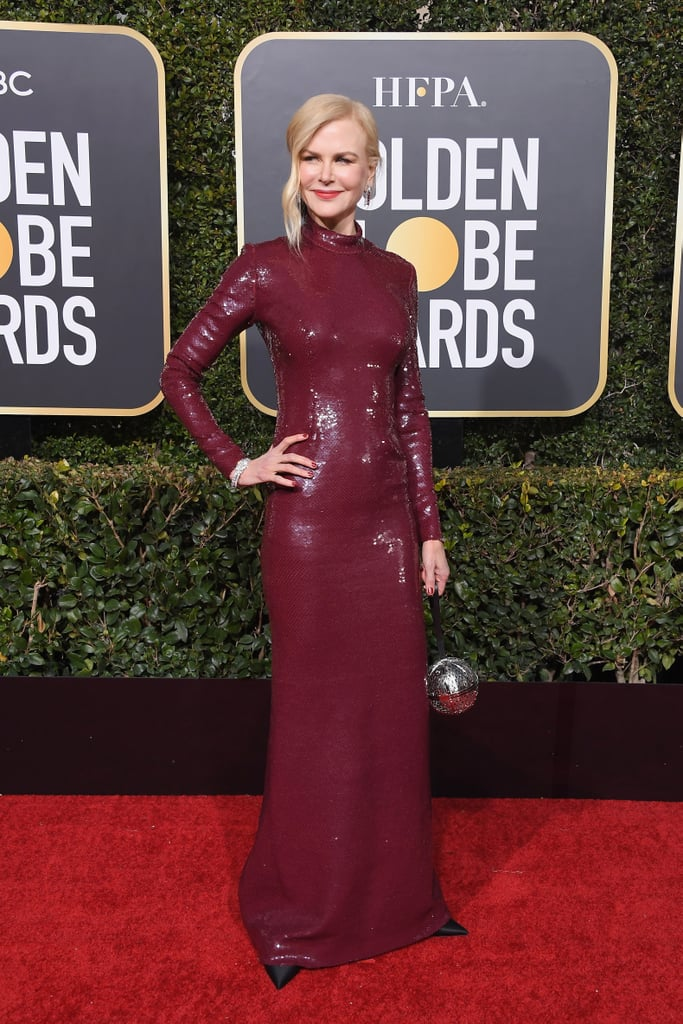 Globo de Ouro 2019 Nicole Kidman