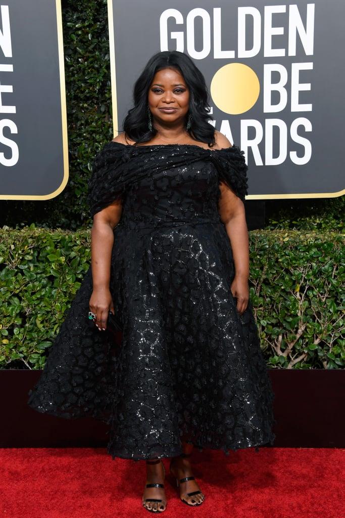 Globo de Ouro 2019 Octavia Spencer