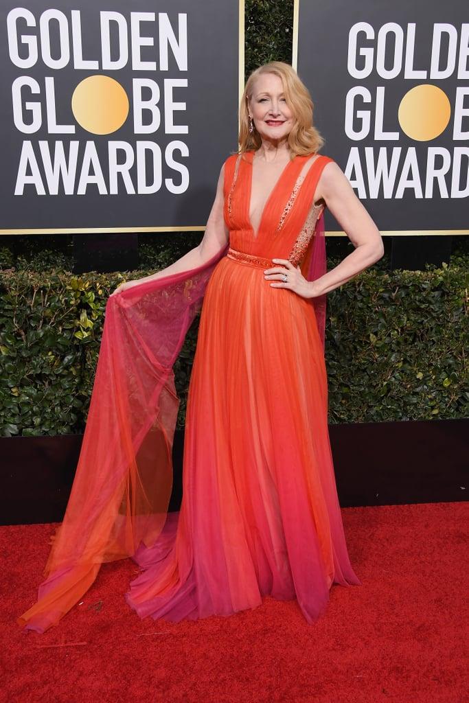 Globo de Ouro 2019 Patricia Clarkson