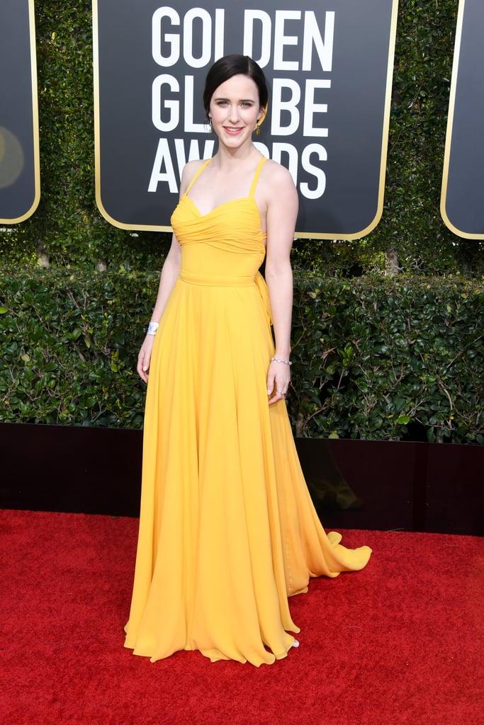 Globo de Ouro 2019 Rachel Brosnahan
