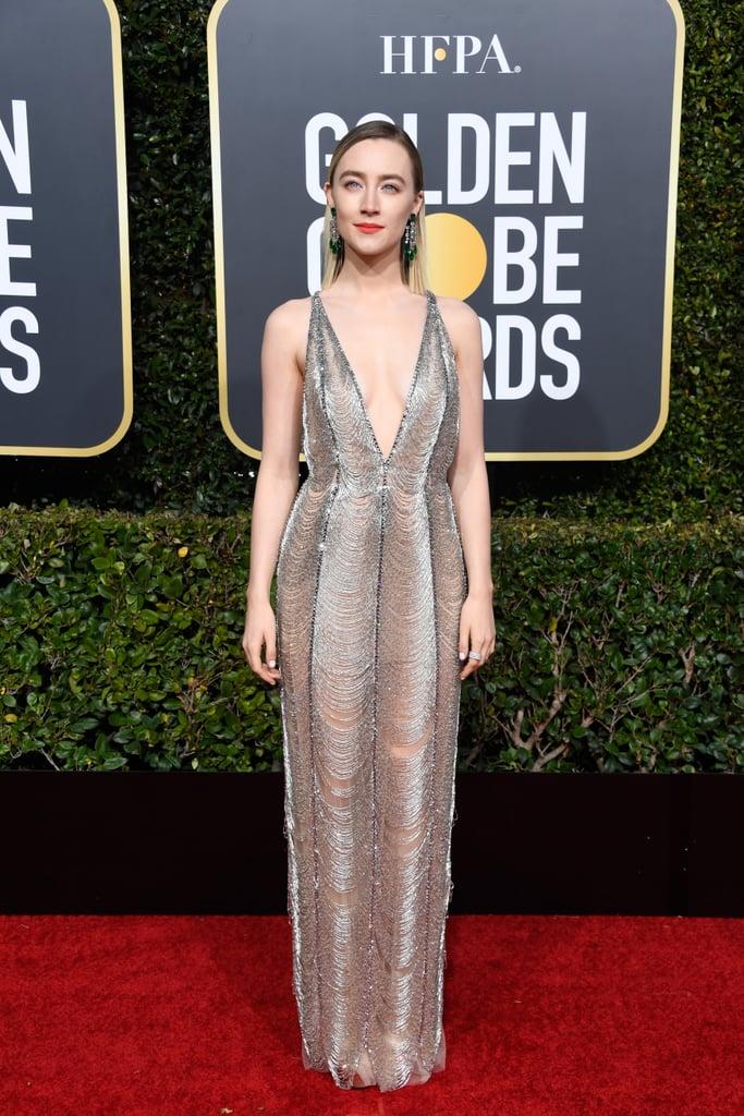Globo de Ouro 2019 Saoirse Ronan