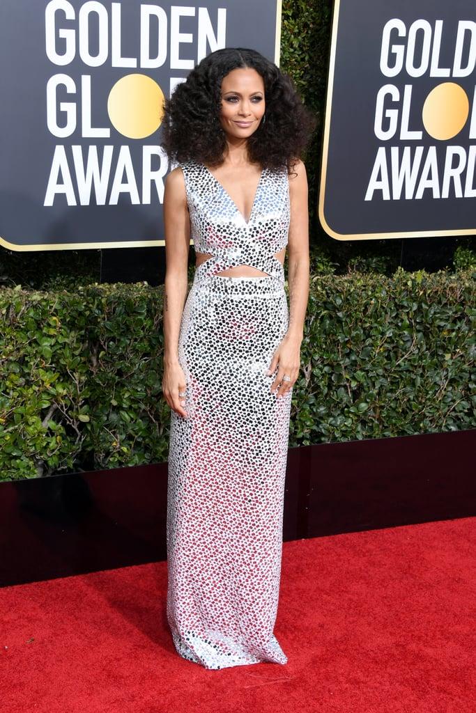 Globo de Ouro 2019 Thandie Newton