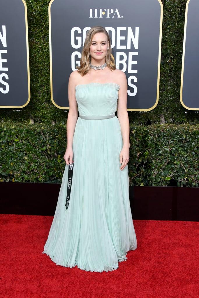 Globo de Ouro 2019 Yvonne Strahovski