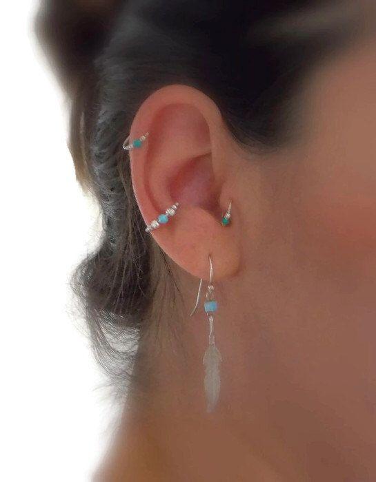 conch piercing detalhado