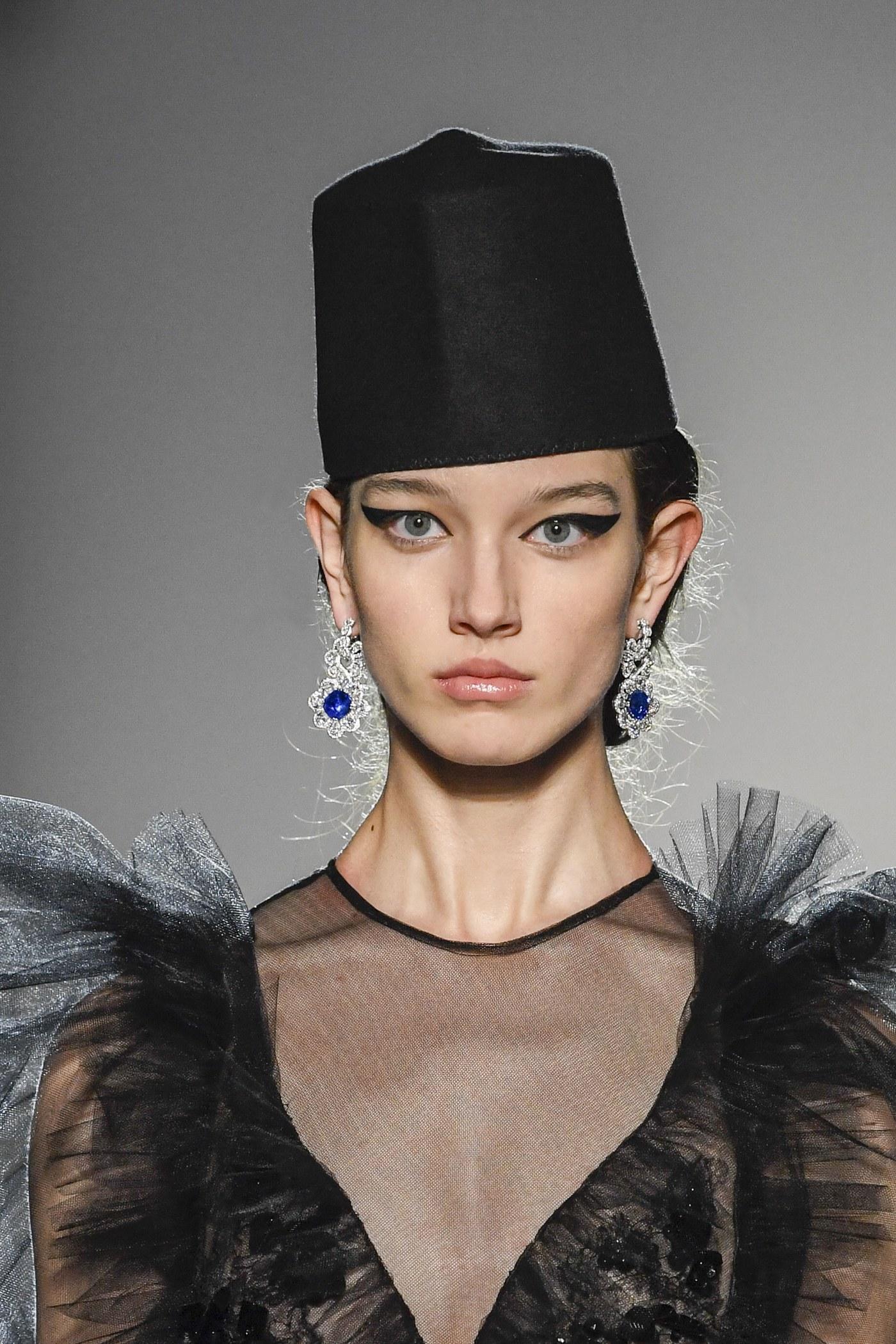 joias da semana de moda Giambattista Valli