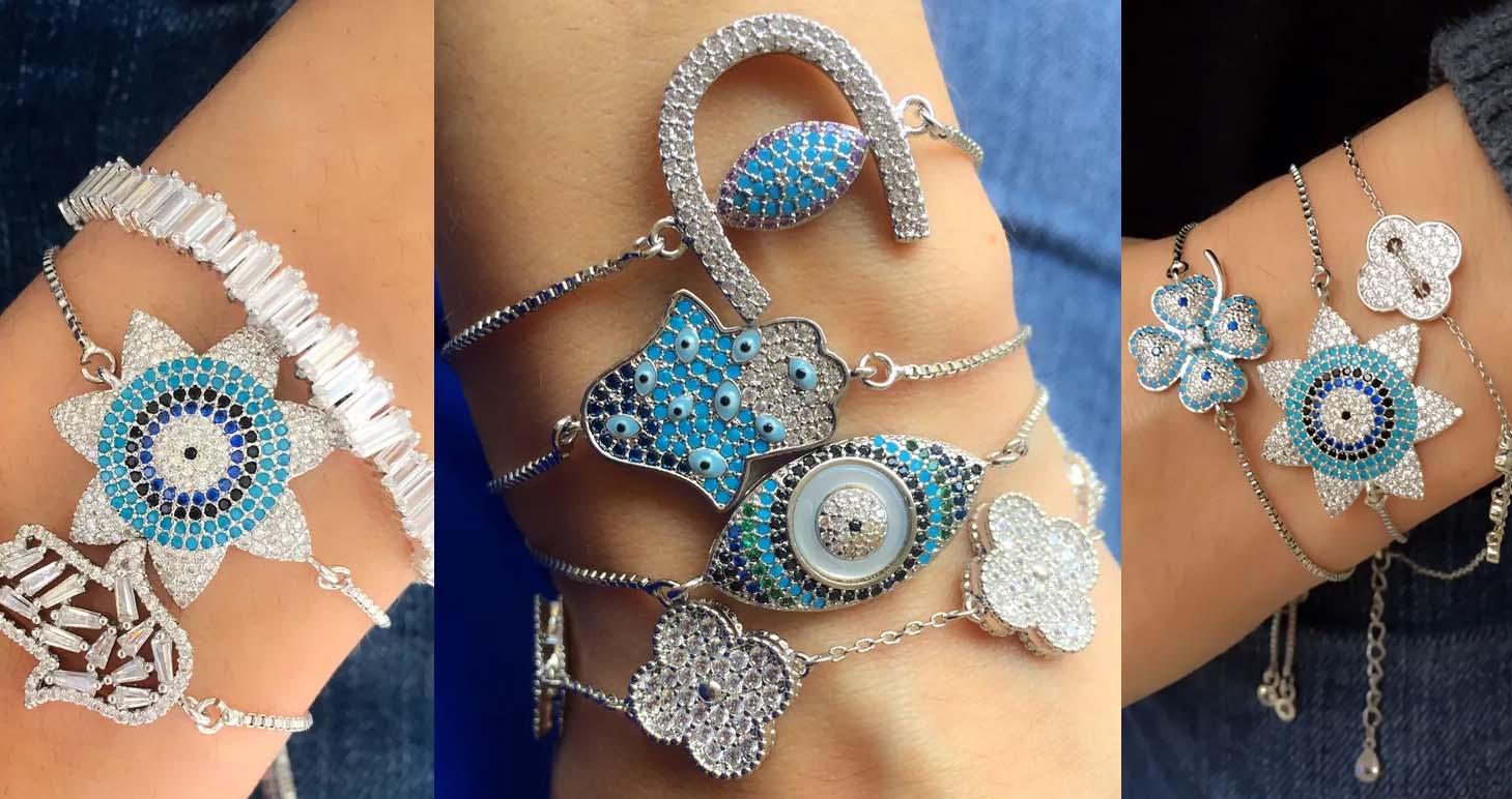 pulseiras da sorte