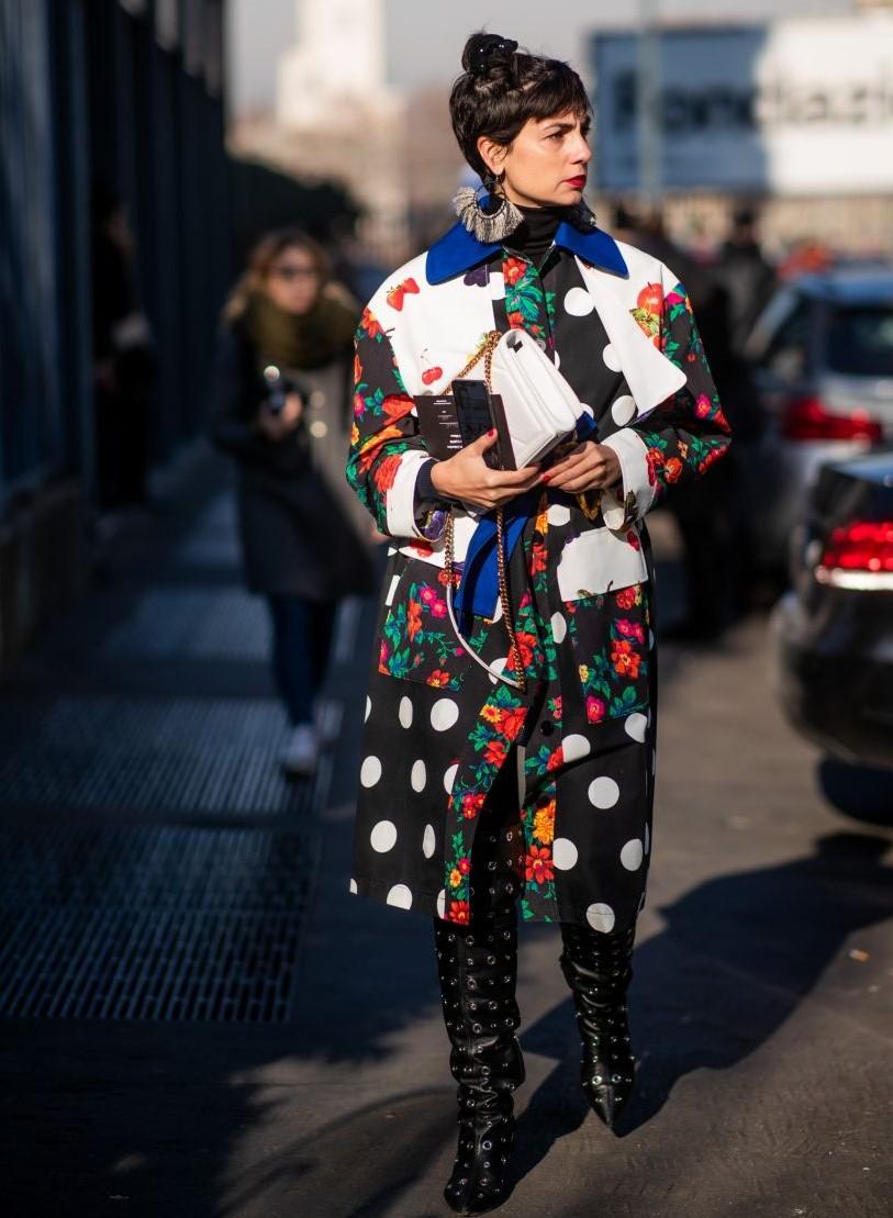 tendencias das semanas de moda 2019 brinco tassel