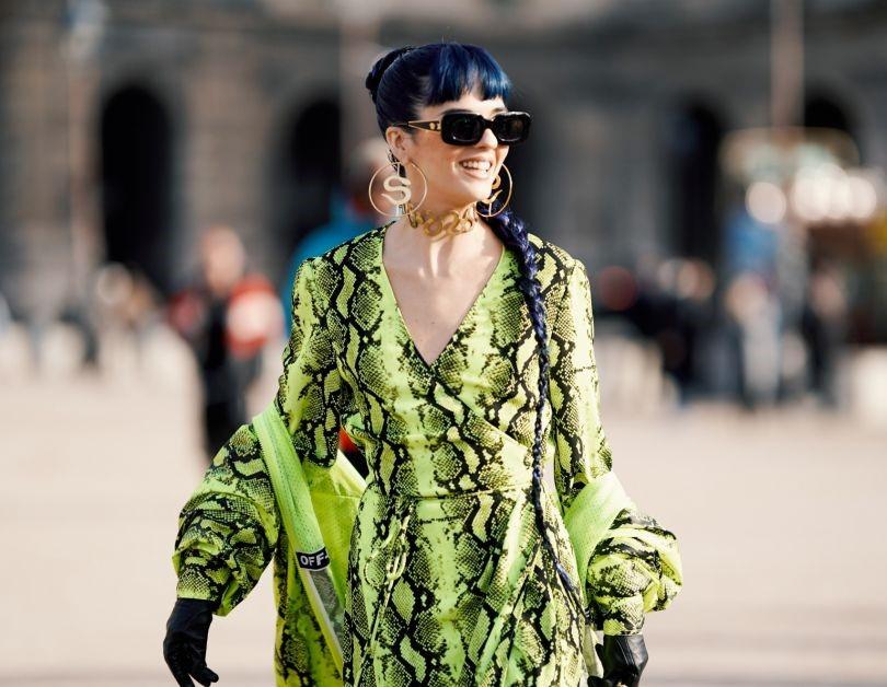 tendencias das semanas de moda estampa