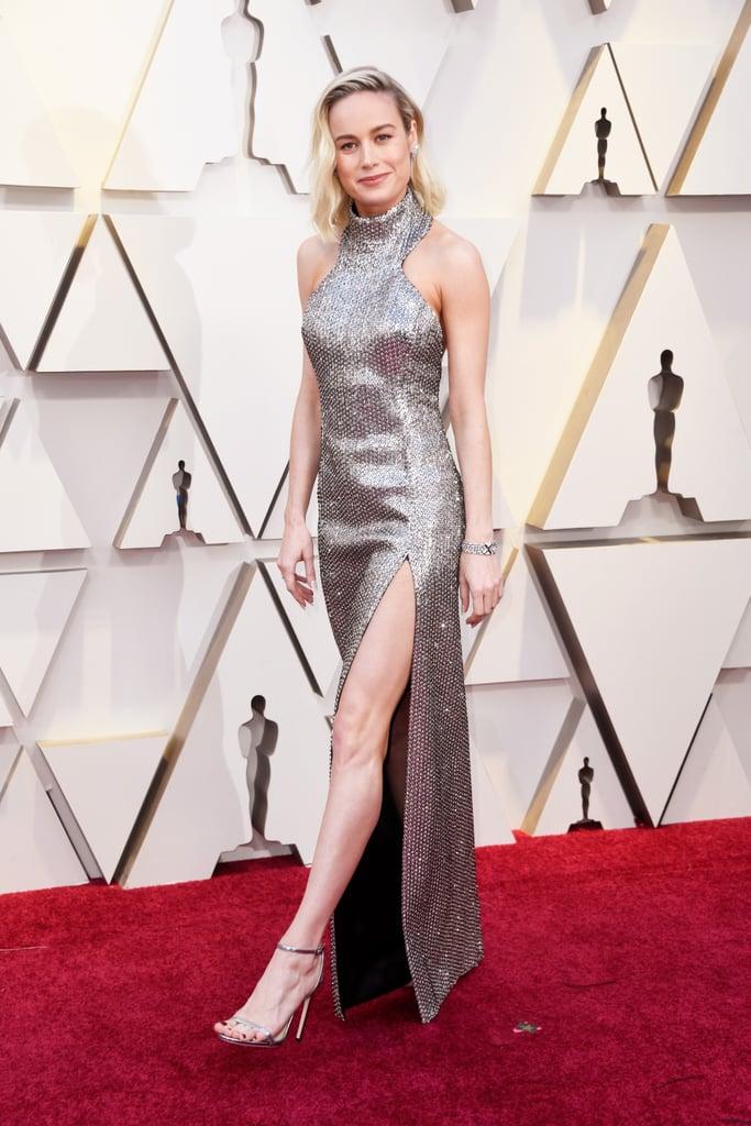 Brie Larson Looks do Oscar 2019