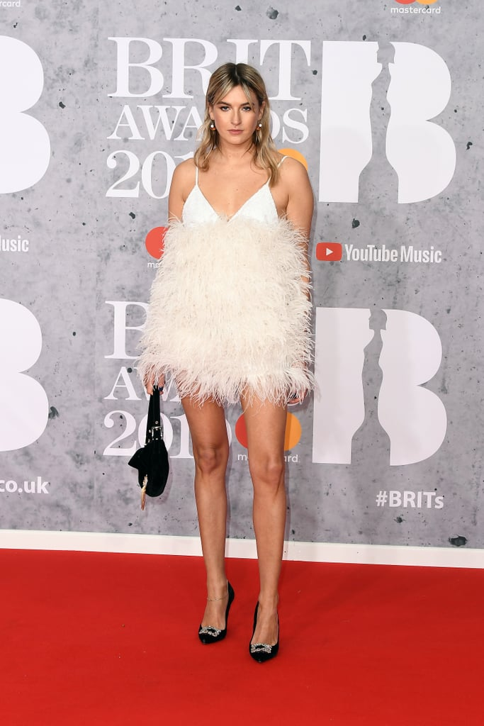 Brit Awards 2019 Camille Charriere