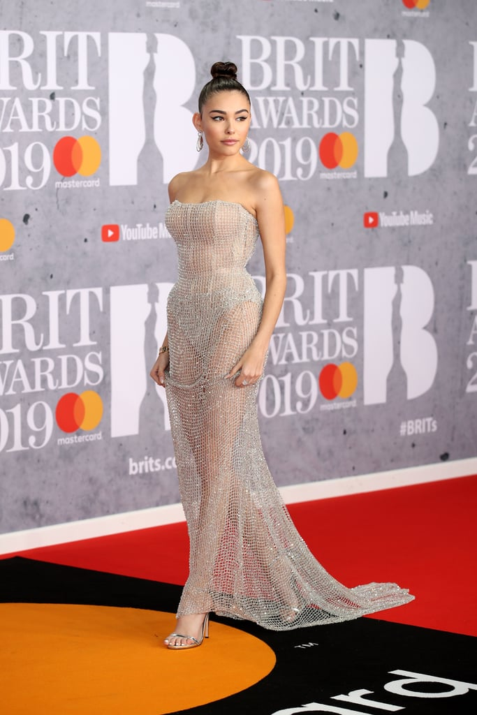 Brit Awards 2019 Madison Beer