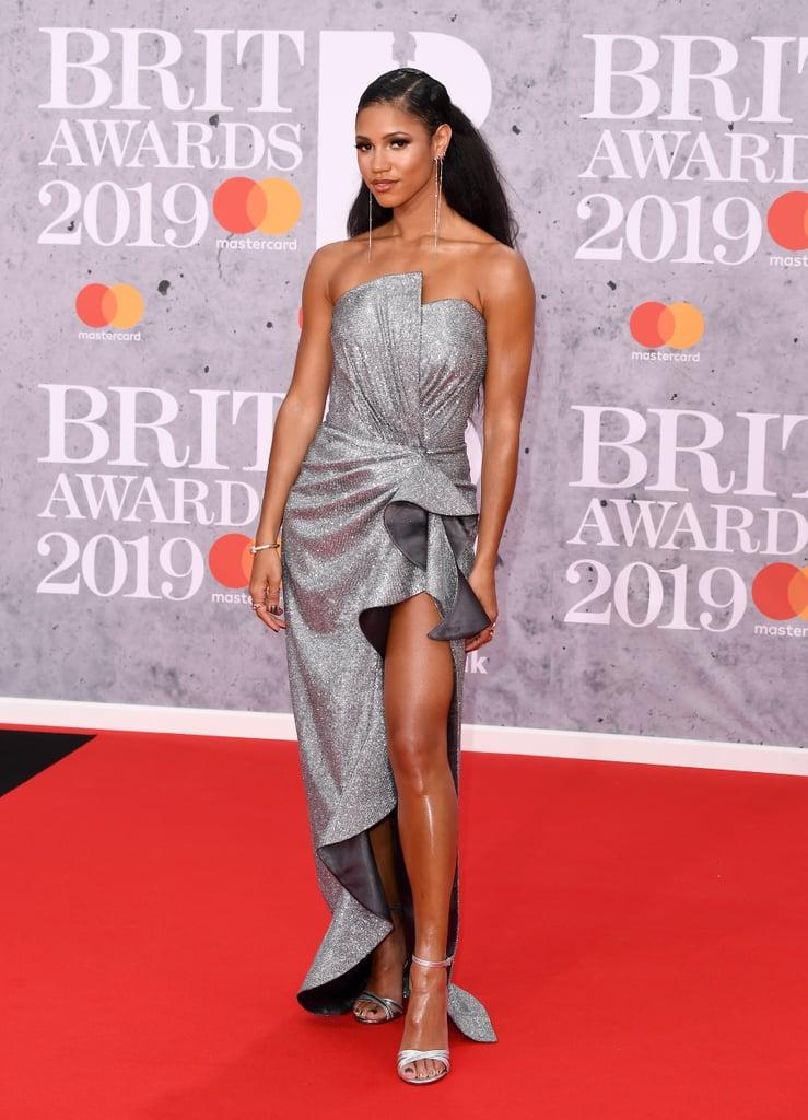 Brit Awards 2019 Vick Hope
