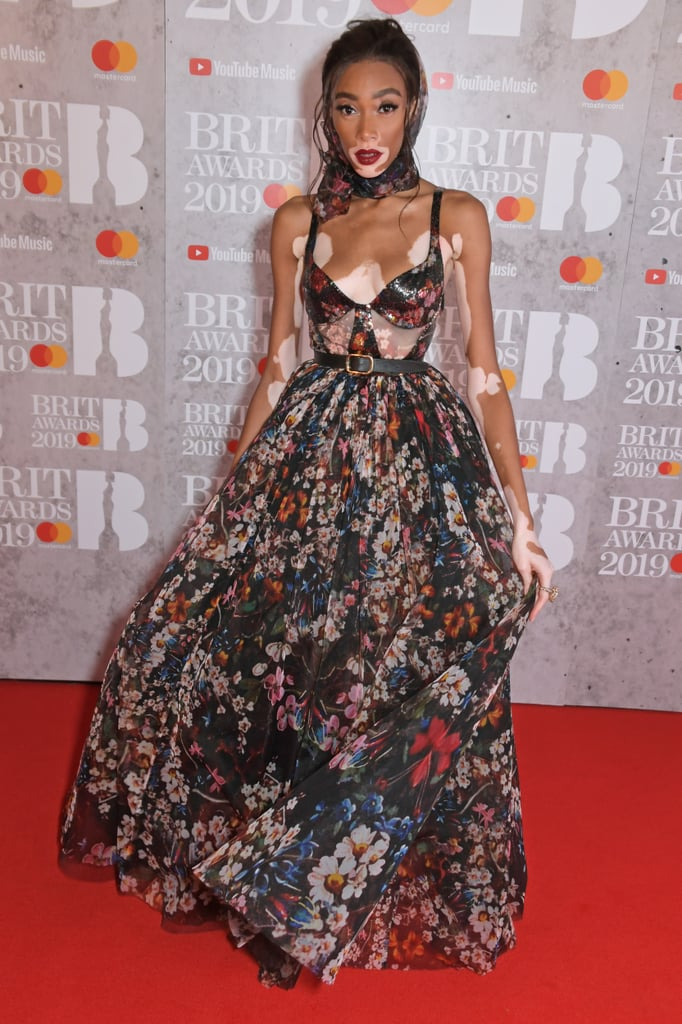 Brit Awards 2019 Winnie Harlow