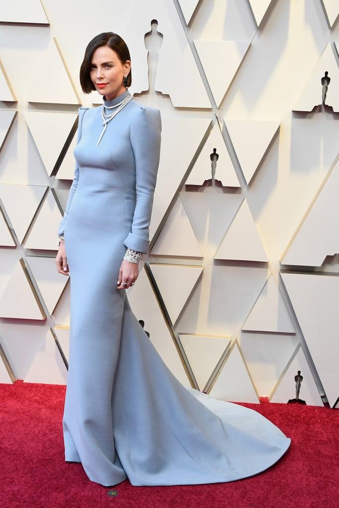 Charlize Theron Looks do Oscar 2019