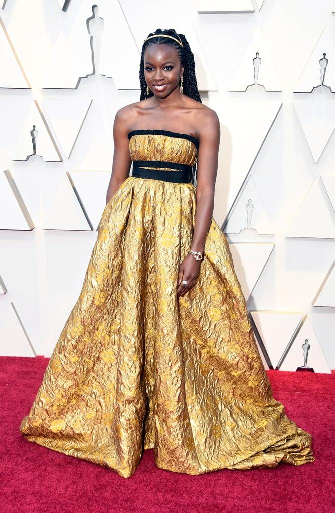 Danai Gurira looks do Oscar 2019