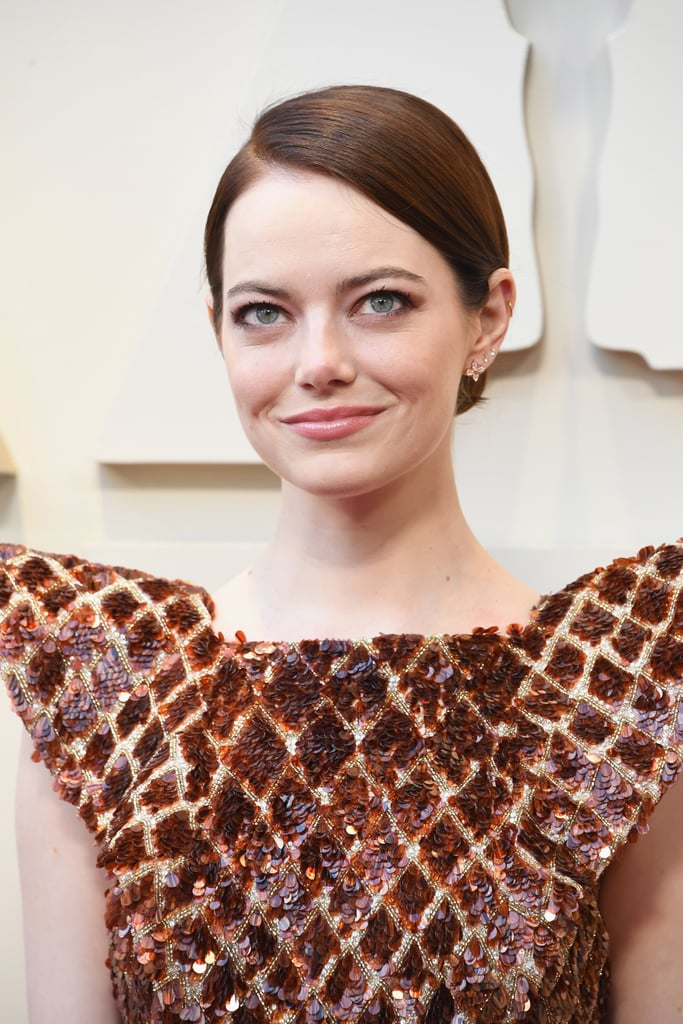 Emma Stone Looks do Oscar 2019