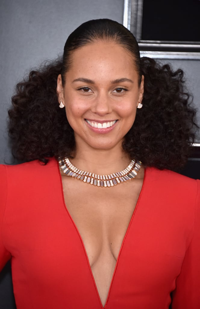 Famosas no grammy 2019 Alicia Keys