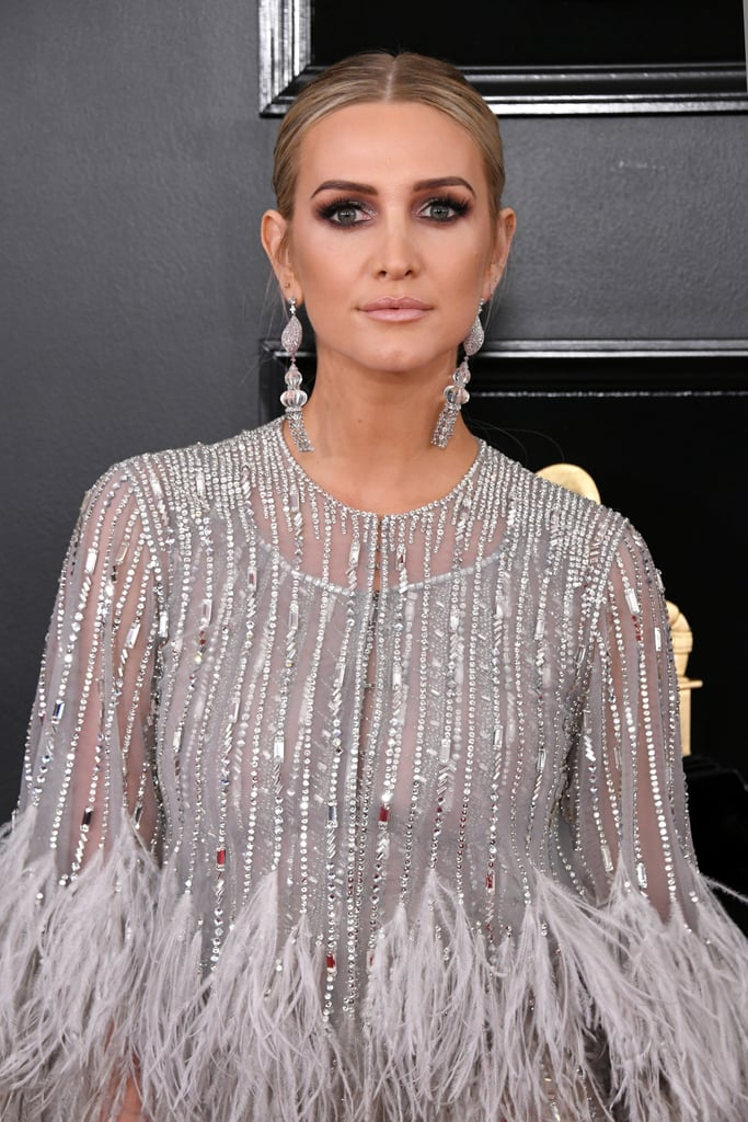 Famosas no grammy 2019 Ashlee Simpson