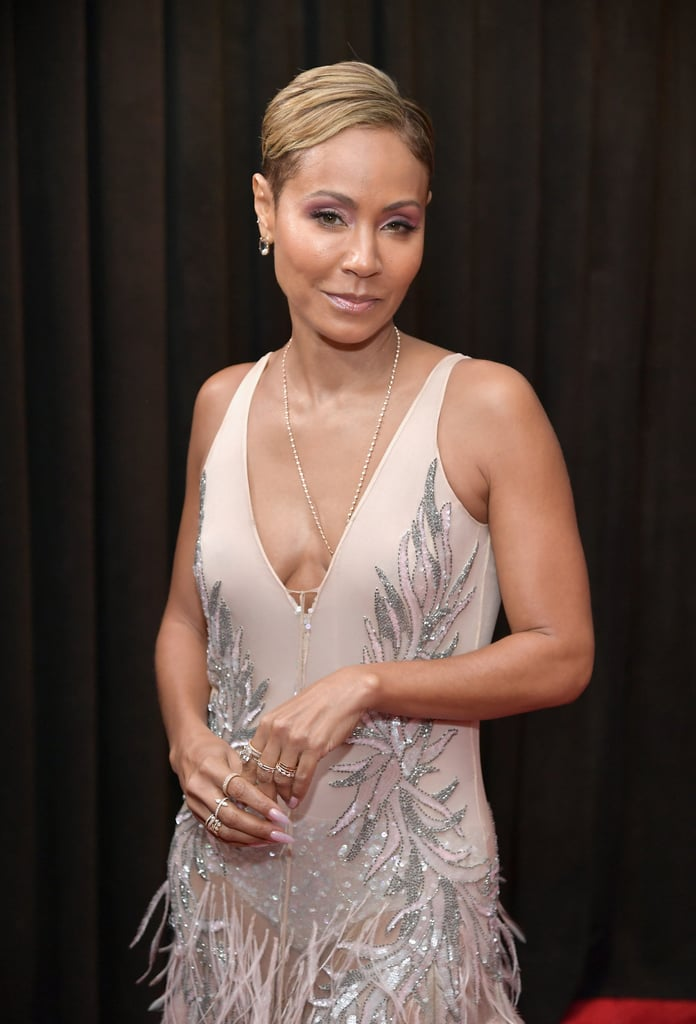 Famosas no grammy 2019 Jada Pinkett Smith