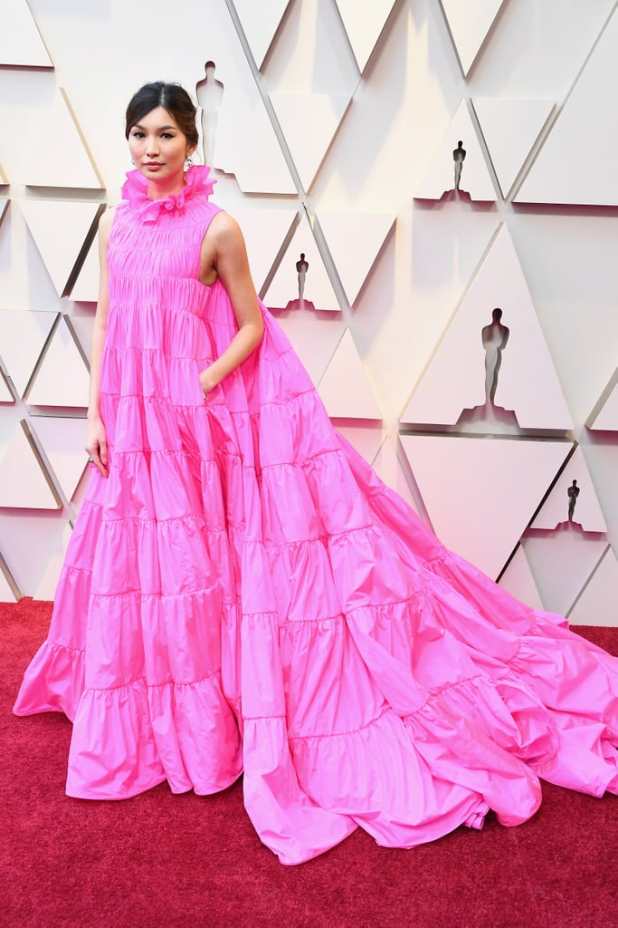 Gemma Chan Looks do Oscar 2019