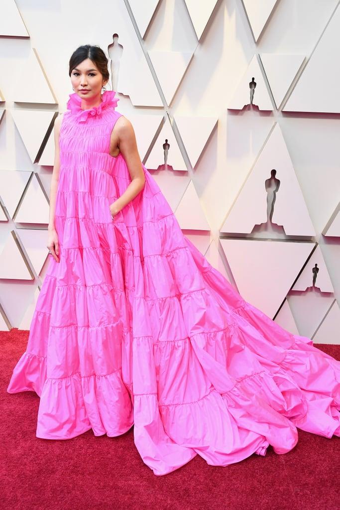 Gemma Chan Looks do Oscar 2019