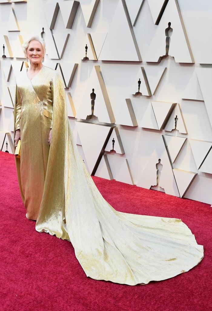 Glenn Close Looks do Oscar 2019