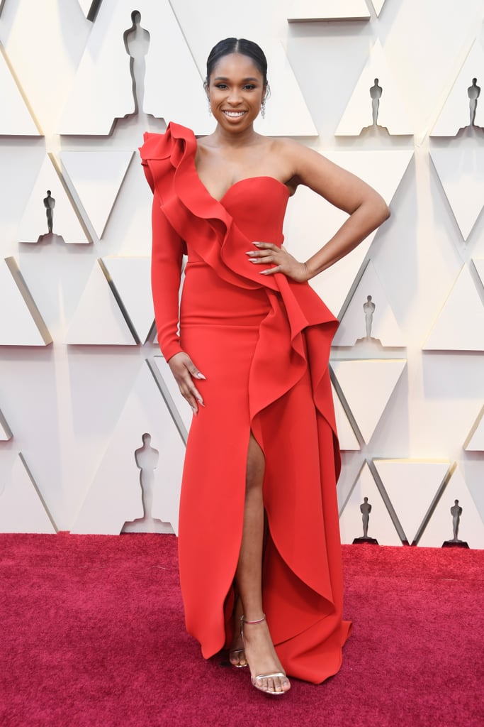 Jennifer Hudson Looks do Oscar 2019