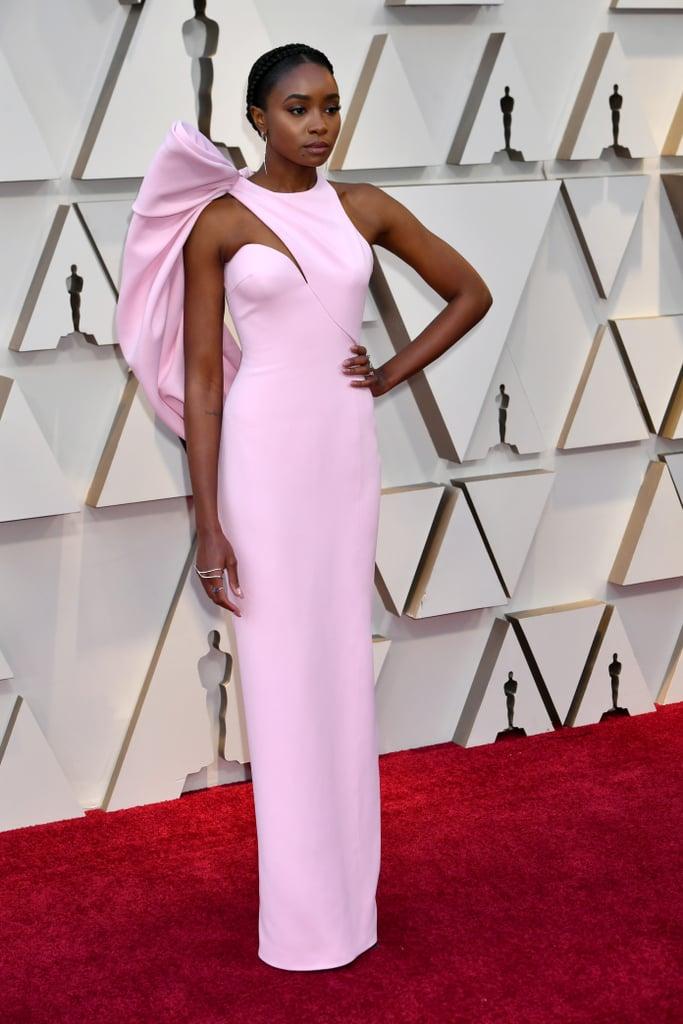 KiKi Layne Looks do Oscar 2019