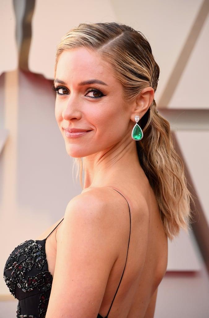 Kristin Cavallari Looks do Oscar 2019 Brincos