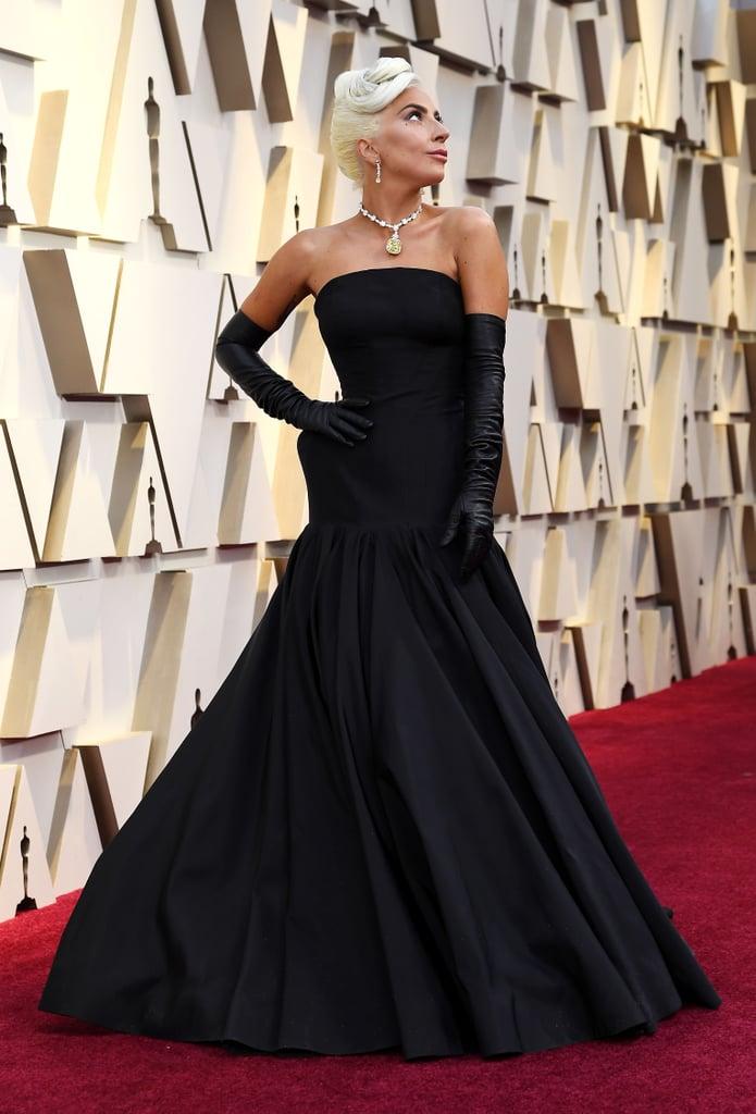 Lady Gaga Looks do Oscar 2019