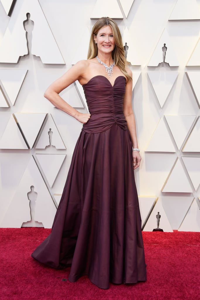Laura Dern no Oscar 2019