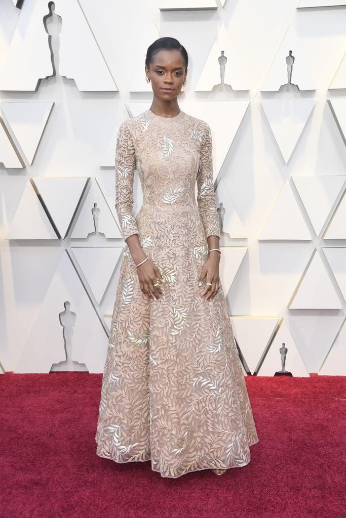 Letitia Wright Looks do Oscar 2019