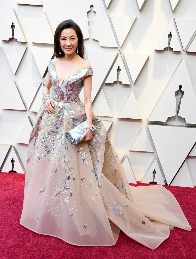 Michelle Yeoh Looks do Oscar 2019