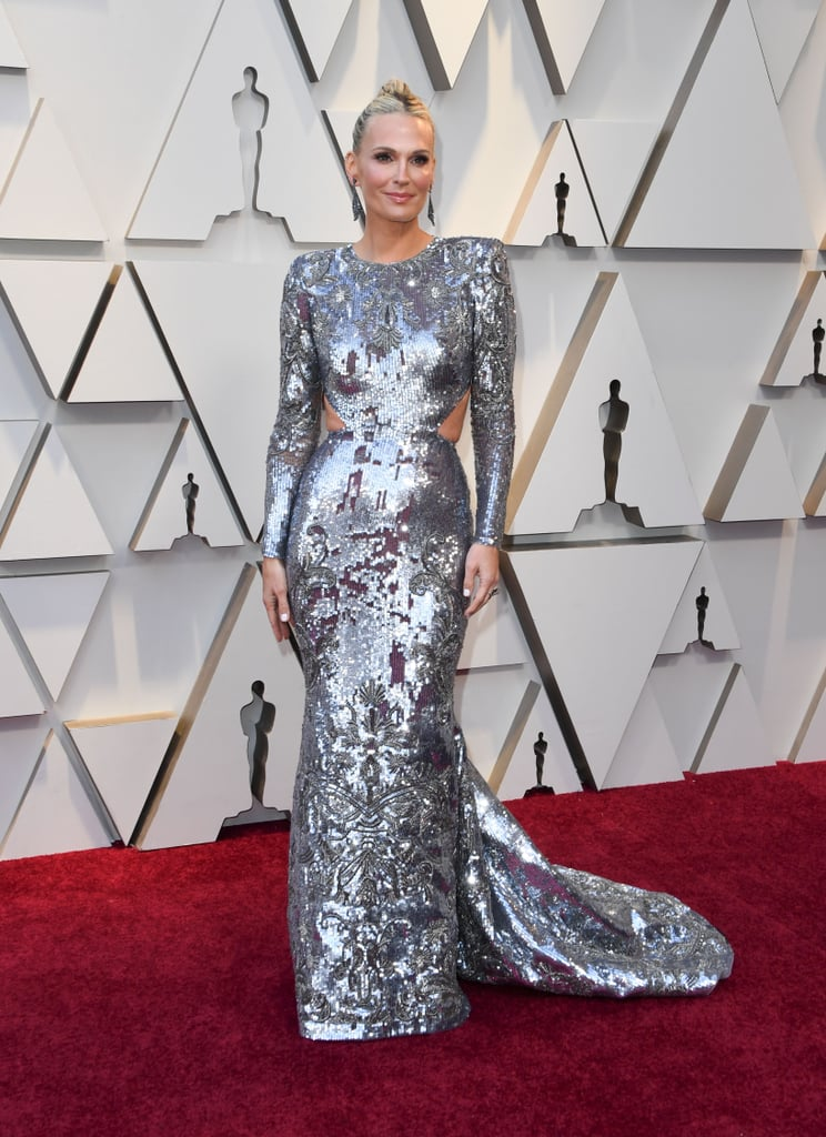 Molly Sims Looks do Oscar 2019