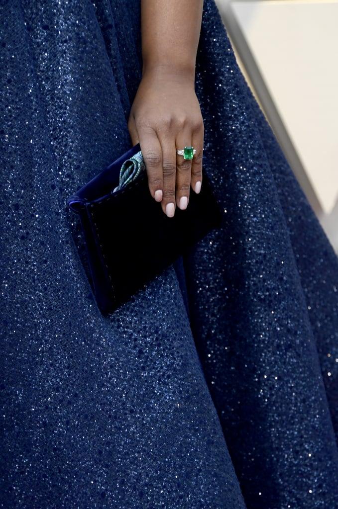 Octavia Spencer no Oscar 2019 Anel