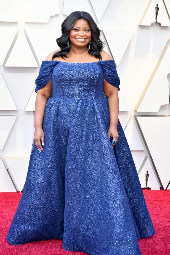 Octavia Spencer no Oscar 2019