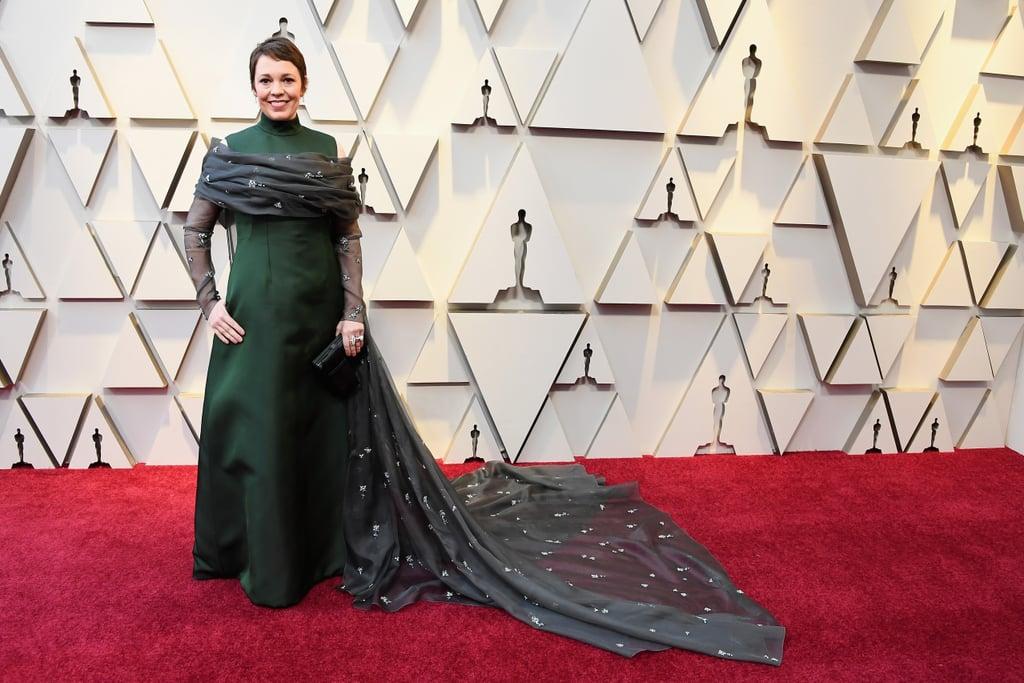 Olivia Colman Looks do Oscar 2019